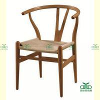 深圳运达来专业定制简约现代餐椅,茶餐厅椅子,实木餐椅