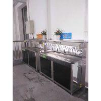 咸宁武汉学校刷卡机单位大功率开水机不锈钢公共饮水台厂家价格