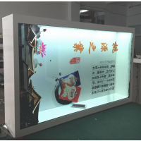 65寸LG透明屏、LCD透明液晶显示屏、透明液晶屏橱窗