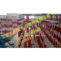 青岛变电站电厂施工不锈钢检修安全防护围栏挡板//鼎亚-DY移动式可定做logo围挡