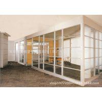 新款办公楼写字楼空间隔断/高隔隔断/隔断成立体办公室和会议室