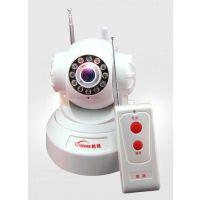 瞧瞧 报警网络摄像机 智能家居型网络摄像机 高清 P2P云平台