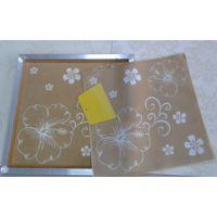 广东深圳液态壁纸丝网印花模具批发液体壁纸模具厂家