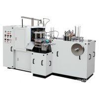 广告纸杯成型设备 广告纸杯机 专业生产广告淋膜纸成型机器