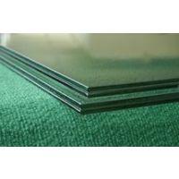 钢化丝印夹胶中空弯钢热浸玻璃彩釉钢化玻璃深圳玻璃加工厂