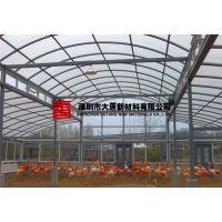 供应罗湖建筑装饰pc板博罗透明pc板太阳镜片龙门大亚湾pc板玻璃容器