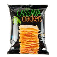 印尼进口薯片/进口食品 MAXI梅西木薯片脆片 原味50g 一件代发