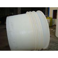 500L水产养殖桶/500升pe塑料圆桶