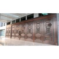 豪华铜门——在哪里能买到口碑好的铜门