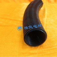 优质环保汽车线束护套 绝缘隔热波纹管17*21.2 穿线套管系列专用