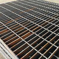 防滑型 钢格板镀锌 厂家直销 热镀锌 承载钢格栅板