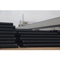 天卓HDPE双壁波纹管排水管 承压S1≥4KN及S2≥8KN/M2口径200~800mm规格齐全