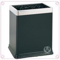南方厂家直销GPX-45A方形多层垃圾桶/出口不锈钢双层方形客房垃圾桶/浙江房间垃圾桶酒店客房用批品