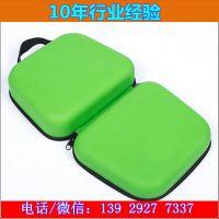 广东厂家直销绿色环保EVA热压成型数据线耳机手机充电宝手提包