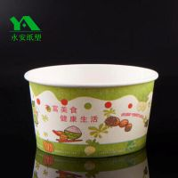 鑫永安供应优质3号绿色打包碗容量470ml厂家直销(可定制免费设计LOGO)