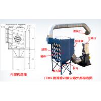 金属行业环境污染治理工程-午阳环保滤筒式焊烟除尘器