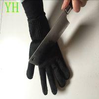 防割手套 防刃防刺防刀防切割手套 5级包覆不锈钢钢丝劳保手套