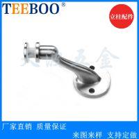 天波304材质 不锈钢立柱配件 定做产品