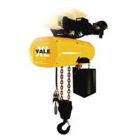 德国高端品牌 Yale/耶鲁250kg电动环链葫芦 CPVF2-8 起重250kg