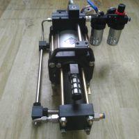 台州菲恩特ZTT二级氮气增泵 高压气体加压阀 气动高压泵不锈钢气动增压泵
