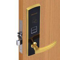 帝伦斯高端 智能酒店门锁 感应锁 磁卡锁