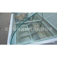 12格硬质冰淇淋展示柜 冷藏展示柜 保鲜柜 硬质冰淇淋展示柜