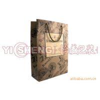 2015新品红酒纸袋 厂家直销单支红酒手提纸袋 红酒纸袋来稿设计