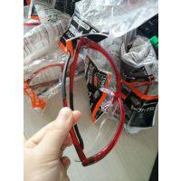 日本原装进口TRUSCO中山TSG-8106RE防护眼镜