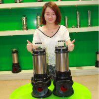 ZGTPYBY台州无堵塞排污泵 潜水式无堵塞排污泵
