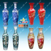 落地大花瓶图片 客厅花瓶价格 景德镇建源陶瓷花瓶厂家