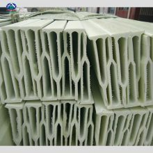 玻璃钢支撑梁 养殖场玻璃钢支撑梁 高度60-120mm玻璃钢地板支撑梁价格 河北华强
