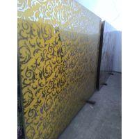 沙河佳汇电视背景墙艺术玻璃 大理石、晶石装饰玻璃 雅致风尚