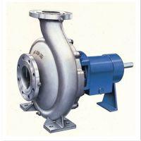 美国滨特尔水泵PWT200-150-315S不锈钢污水泵