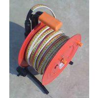 长沙河南JC-150国标型打井专用钢尺水位测量仪杰灿直销价格