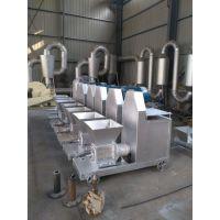 郑州祥达新型木炭机全套设备多个用户现场环保无烟