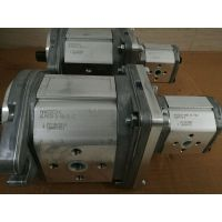 Marzocchi双联齿轮泵GHPA2A3-D-34-S5-E +ALPP1-D-9意大利原装进口
