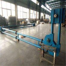 无缝碳钢管加料机 水泥粉管链输送机 好口碑厂家直销