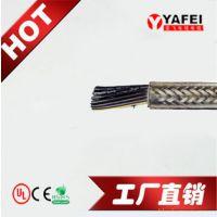 亚飞电缆 供应优质透明护套软电线