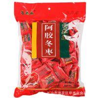 自然派 阿胶蜜枣1000g袋装 正品阿胶枣 独立小包装 特级红枣批发