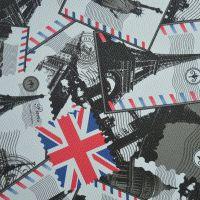 印花皮革 纸巾盒手提袋拉杆箱皮料 义乌大大箱包材料有限公司