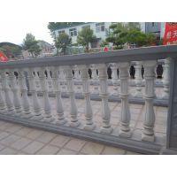 厂家直销供应郑州天艺流线型花瓶柱、水泥栏杆,阳台护栏, 压线 分隔柱、塑料模具
