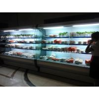 供应四川水果保鲜柜 高档超市水果柜 水果冷藏柜 定做水果柜