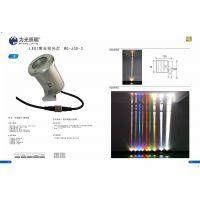 LED集成投光灯 带玻璃透镜 防水圆形COB小射灯厂价直销3-5W,10W,20W