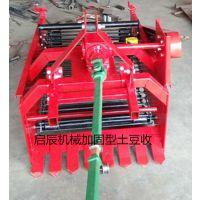 土豆收获机 厂家供应4U-900系列加固型结构土豆收获机在省时省力的同时,机子本身还坚固耐用