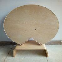 广东沃尔美厂家供应弯曲木桌椅弯板 家具弯板