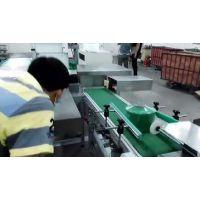 新一代筒子纱全自动包装机,上海天孚筒子纱自动封膜机介绍