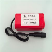 深圳市博大电源电池主要经营《一体太阳能专用锂电池》《电动自行车锂电池》《18650电池组》