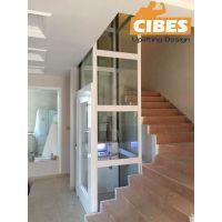 别墅观光电梯,Cibes进口螺杆式别墅电梯