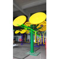 高明明城公园小区镀锌管健身器械 给力全民健身器材常用型号