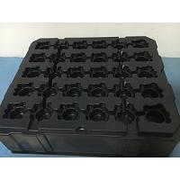 无锡2mm黑色厚片吸塑包装盒吸塑托盘文具塑料制品大零件托盘